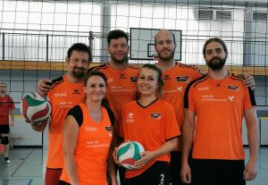 Read more about the article Volleyball satt beim 25. Sparkassencup